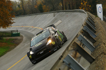 Rhianon Gelsomino Rally Di Monza - Day Two