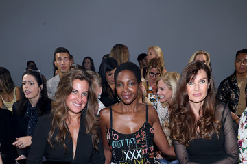 Rhonda Vetere Nicole Miller - Front Row - September 2019 - New York Fashion Week: The Shows
