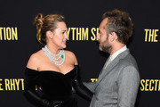 """Blake Lively and Jude Law attend the screening of """"The Rhythm Section"""" at Brooklyn Academy of Music on January 27, 2020 in New York City."""