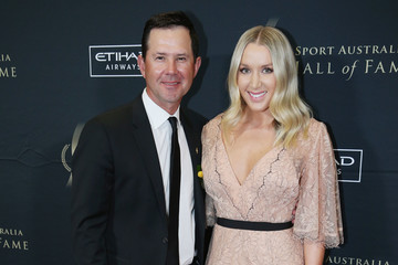 Rianna Ponting Sport Australia Hall of Fame Annual Induction and Awards Gala Dinner