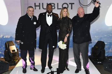 Ricardo Guadalupe Hublot Announces Supermodel Bar Refaeli As Newest Brand Ambassador