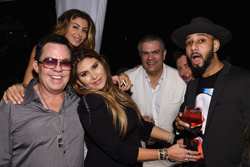 Ricardo Guadalupe Hublot Haute Living Party