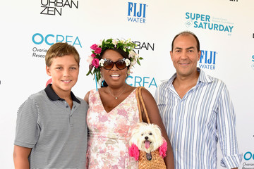 Ricardo Lugo OCRFA's 19th Annual Super Saturday NY Co-Sponsored by FIJI Water