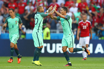 Ricardo Quaresma Hungary v Portugal - Group F: UEFA Euro 2016