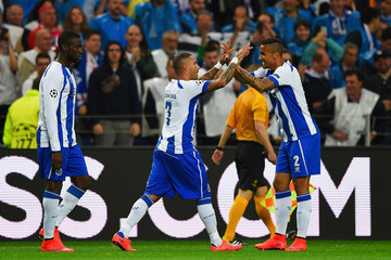 Ricardo Quaresma FC Porto v FC Bayern Muenchen - UEFA Champions League Quarter Final: First Leg