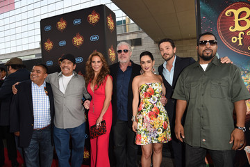 Ricardo Sanchez 'The Book of Life' Premiere — Part 2