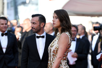 Riccardo Tisci 70th Anniversary Red Carpet Arrivals - The 70th Annual Cannes Film Festival