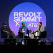 Rich Paul REVOLT X AT&T Host REVOLT 3-Day Summit In Los Angeles - Day 3