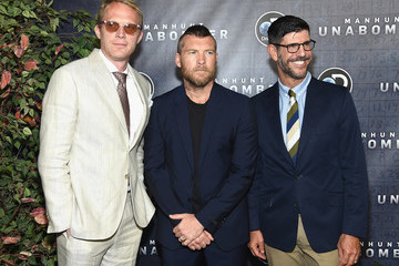 Rich Ross Discovery's 'Manhunt: Unabomber' World Premiere