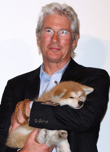 richard gere son