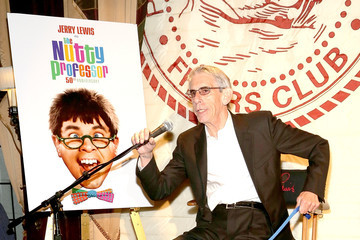 "Richard Belzer Friars Club Celebrates Jerry Lewis And 50th Anniversary Of ""The Nutty Professor"" - Inside"
