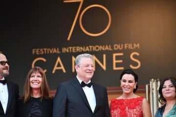 Richard Berge 'An Inconvenient Truth' Red Carpet Arrivals - The 70th Annual Cannes Film Festival