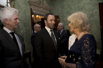 Richard Buckley Reception at Winfield House