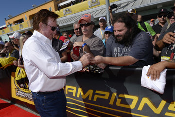 Richard Childress NASCAR Sprint Cup Series Ford EcoBoost 400