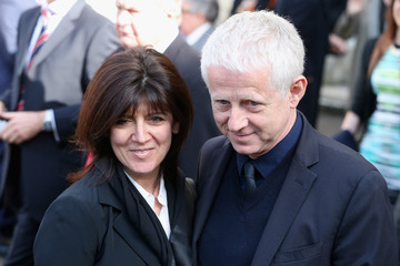 Richard Curtis Memorial Service Held for David Frost