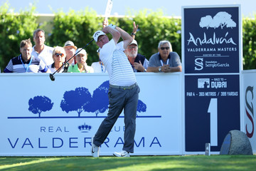 Richard Finch Andalucia Valderrama Masters - Day Two