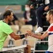 Richard Gasquet 2021 French Open - Day Five