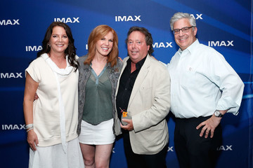 Richard Gelfond IMAX Private Screening For The Movie: 'The Lion King'