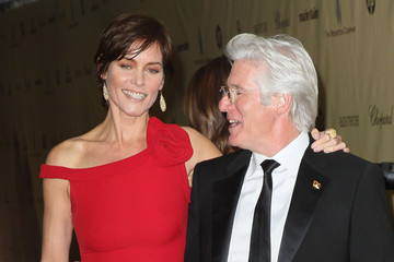 Richard Gere Carey Lowell The Weinstein Company's 2013 Golden Globe Awards After Party - Arrivals
