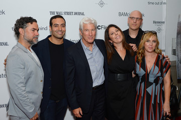 Richard Gere Oren Moverman 'Time Out of Mind' New York Premiere