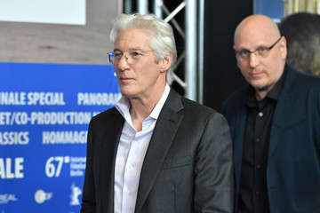 Richard Gere Oren Moverman 'The Dinner' Press Conference - 67th Berlinale International Film Festival