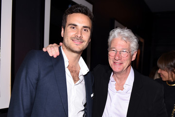 Richard Gere 2015 Tribeca Film Festival After Party For Franny, Sponsored By AKA At Parlor