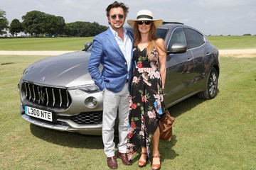 Richard Hammond Maserati Royal Charity Polo Trophy