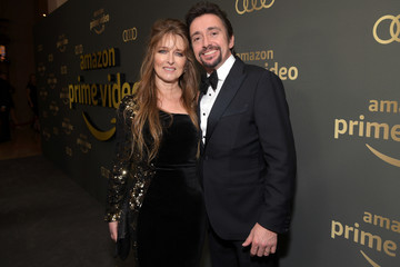 Richard Hammond Amazon Prime Video's Golden Globe Awards After Party - Red Carpet