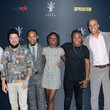 Richard Jefferson FilmRise, Citi, And The Grove Host Overbrook Entertainment's And Mental Telepathy Pictures' 'Sprinter' Premiere