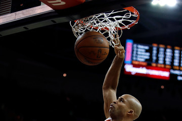 Richard Jefferson Oklahoma City Thunder v Cleveland Cavaliers