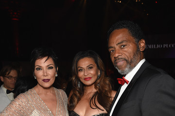 Richard Lawson Inside the Angel Ball in NYC