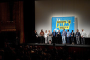 "The cast and crew of ""Richard Linklater - Dream Is Destiny"" attend the screening of their film during the 2016 SXSW Music, Film + Interactive Festival at Paramount Theatre on March 12, 2016 in Austin, Texas."