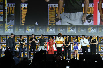 Richard Madden 2019 Comic-Con International - Marvel Studios Panel