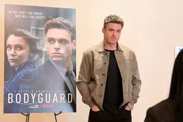Richard Madden 'Bodyguard' Screening And Reception