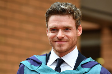 Richard Madden The Bodyguard's Richard Madden Receives Honorary Doctorate
