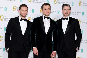 Richard Madden EE British Academy Film Awards - Press Room