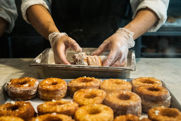 Richard Park Croissant-Doughnut Hybrid Launches Foodie Frenzy