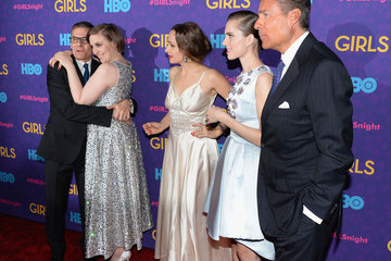 Richard Plepler 'Girls' Season 3 Premiere Event — Part 2