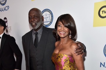 Richard Roundtree 47th NAACP Image Awards Presented By TV One - Red Carpet
