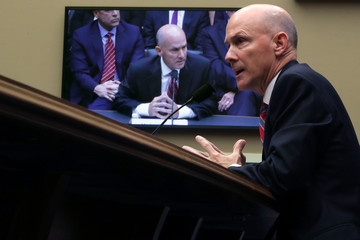Richard Smith Former CEO Equifax Richard Smith Testifies to Senate Subcommittee on Company's Massive Data Breach
