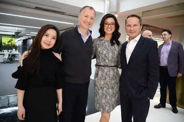 Richard Socarides GLG Celebrates Betty Liu and the Launch of Radiate