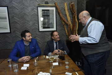 Richard Steinberg Haute Residence 2018 Luxury Real Estate Summit NYC Kickoff Dinner At Scarpetta With Ultralux Interiors
