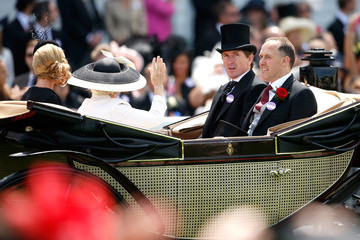 Richard Thompson Royal Ascot 2015 - Day 4