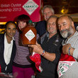 Richard Young The Tabasco British Oyster Opening Championship
