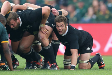 Richie Mccaw South Africa v New Zealand - The Rugby Championship