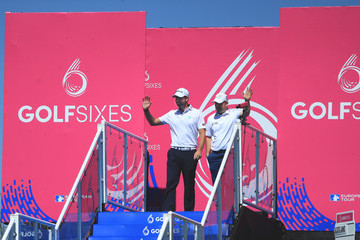 Richie Ramsay GolfSixes - Day One