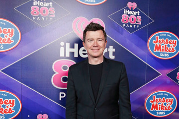 Rick Astley iHeart80s Party 2017 - Broadcast Room