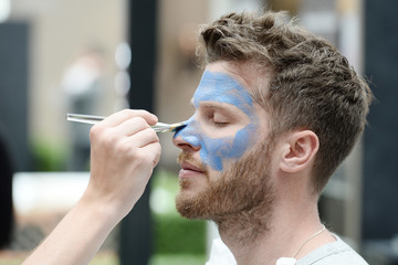 Rick Edwards Westfield London Presents Beauty Unbound, Taming the Beast, The Number One Destination For Men's Beauty