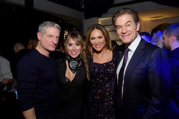 Rick Leventhal DailyMail.com And DailyMailTV 2019 Holiday Party At Cathédrale