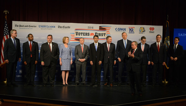 GOP Candidates Square Off at Voters First Forum in New Hampshire